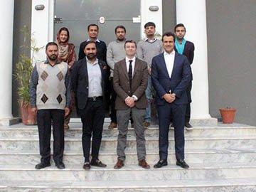 IFP Visit to Pakistan
