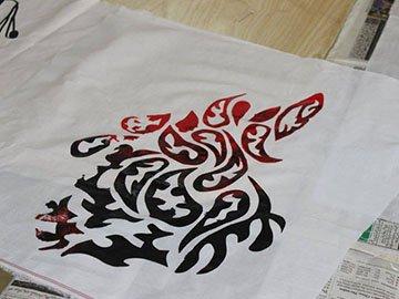 Screen Printing & Stencilling Workshop