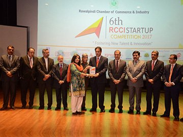 Students participated in RCCI-Start up Conference
