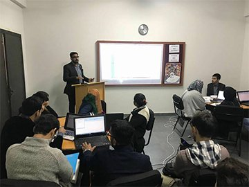 1st Session Training For Novice User