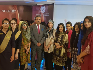 Social event organized by Rawalpindi Chamber of Commerce