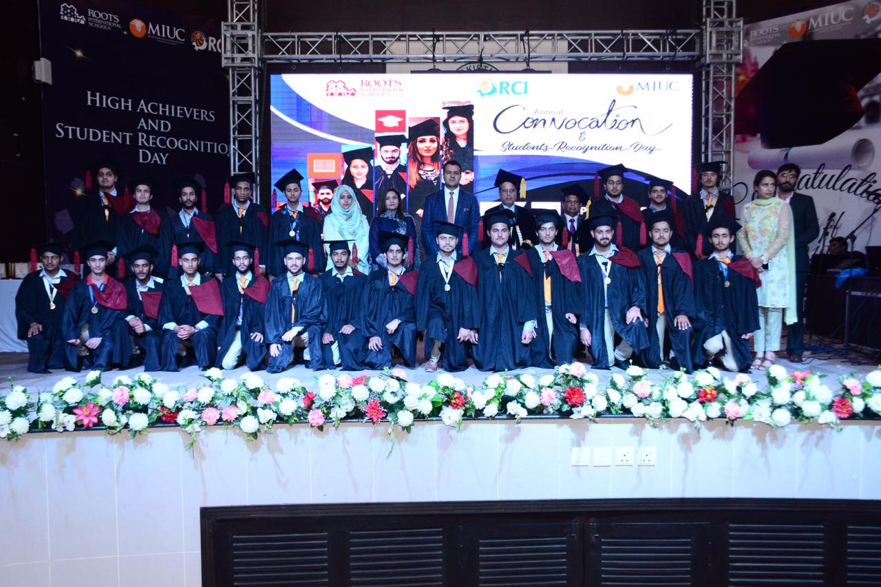 MIUC Convocation