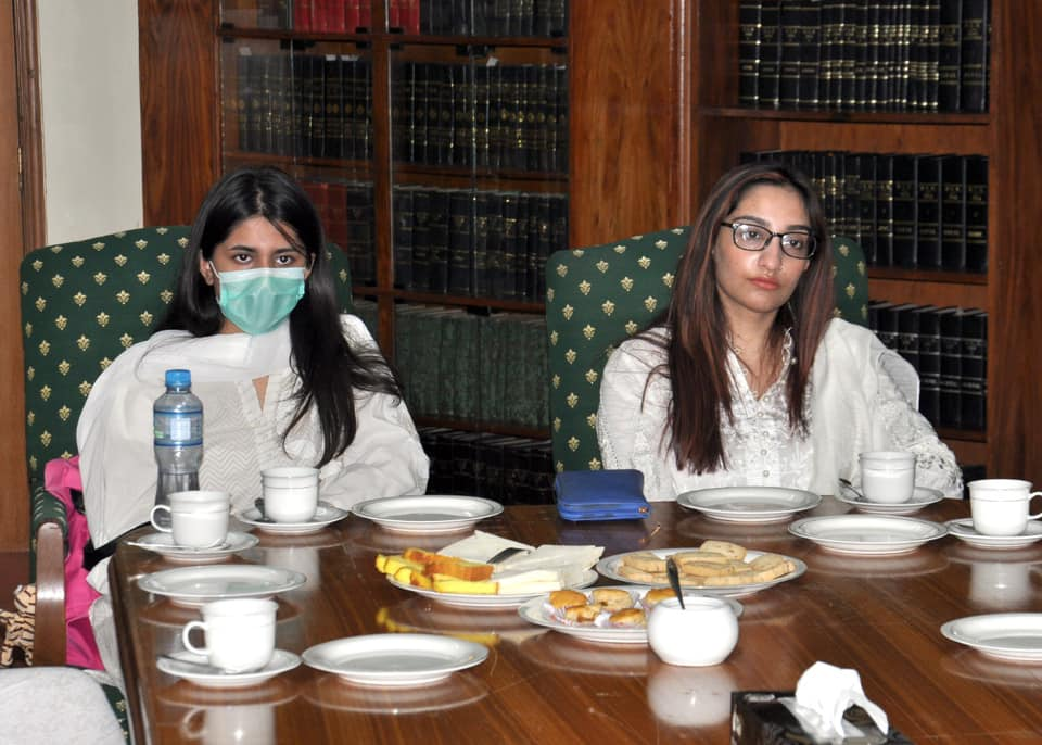 MIUC law students visited the Federal  Shariat Court