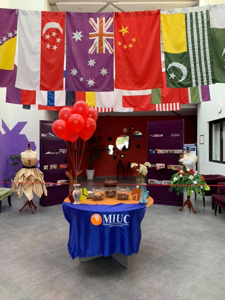 MIUC welcomes 2021